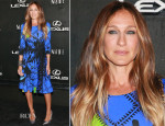 Sarah Jessica Parker In Preen - Lexus Design Disrupted Event