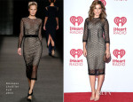 Sophia Bush In Monique Lhuillier - iHeart Radio Music Festival