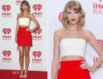 Taylor Swift In Calvin Klein - iHeart Radio Music Festival