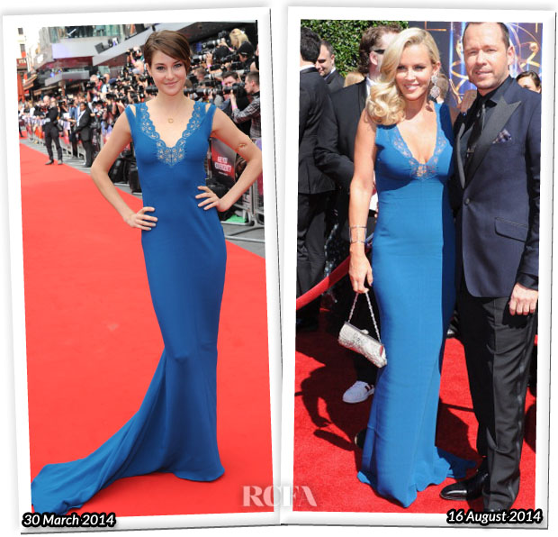 Who Wore Stella McCartney Better Shailene Woodley or Jenny McCarthy
