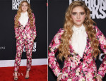 Willow Shields In Kate Spade New York - Fashion Rocks 2014