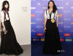 Zhang Ziyi In Lanvin - Harper's Bazaar China Charity Gala
