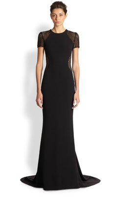 stella mccartney belinda gown
