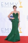 Allison Williams in Oscar de la Renta Resort 2013