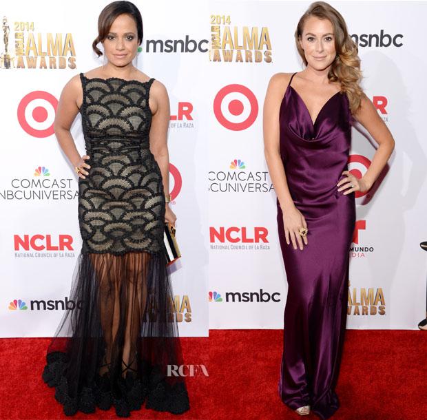 2014 NCLR ALMA Awards Red Carpet Roundup 2