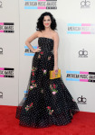 Katy Perry in Oscar de la Renta Spring 2014