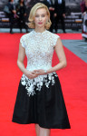 Sarah Gadon in Oscar de la Renta