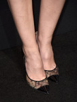 Leighton Meester's Jimmy Choo shoes