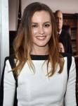 Leighton Meester in Balmain