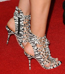 Diane Kruger's Sophia Webster shoes