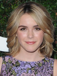 Get The Look: Kiernan Shipka's Soft Wavy Tresses