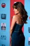 Lea Michele in Cushnie et Ochs