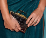 Lea Michele's clutch