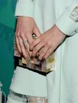 Lizzy Caplan's Emm Kuo clutch