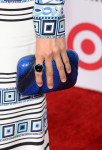 Mia Maestro's Nancy Gonzalez clutch