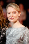 Mia Wasikowska in Chanel Couture