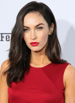 Get The Look: Megan Fox's Ferrari's 60th Anniversary In The USA Gala Bold Red Lip