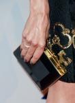 Michelle Monaghan's Ferrragamo clutch