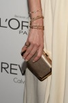 Michelle Monaghan's clutch and David Yurman jewels