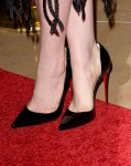Anne Hathaway's Christian Louboutin pumps