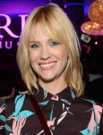 Get The Look: January Jones' Effortless, Touchable Hair