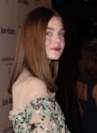 Elle Fanning in Marchesa