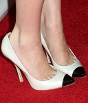 Jena Malone's pumps