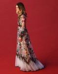 Nicoletta Romanoff in Valentino
