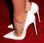 Margot Robbie's Louboutin pumps