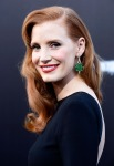 Jessica Chastain in Givenchy Couture & Fred Leighton jewels