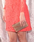 Kate Hudson's Brian Atwood clutch