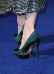 Anne Hathaway's Charlotte Olympia ' Paloma' pumps