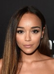 Ashley Madekwe in Giorgio Armani