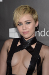 Miley Cyrus in Tom Ford