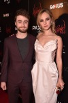 Daniel Radcliffe and Juno Temple in Vivienne Westwood