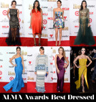 Who Was Your Best Dressed At The ALMA Awards?