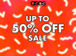 Get Up To 50% Off In The ASOS Sale