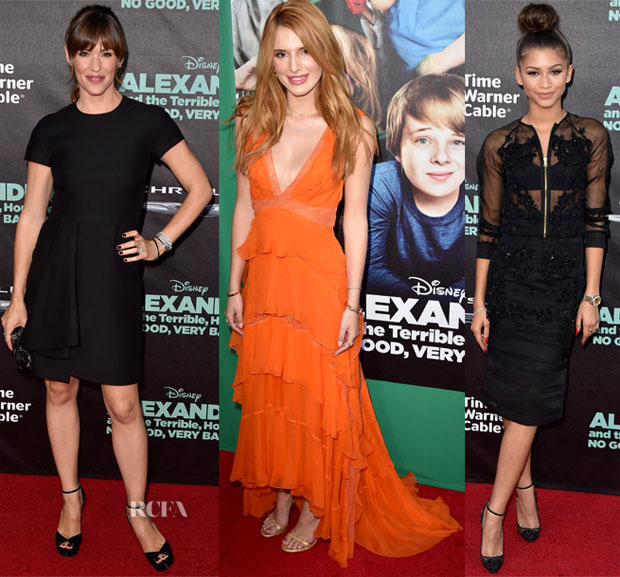 'Alexander and the Terrible, Horrible, No Good, Very Bad Day' LA Premiere