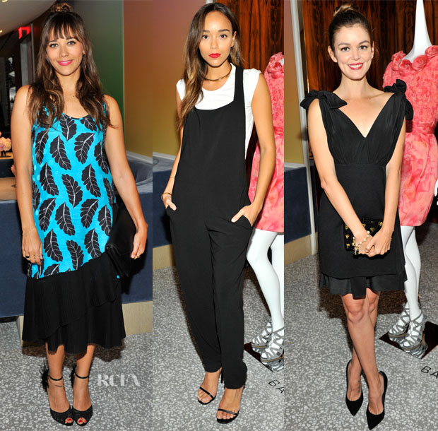 Barneys New York, Along With Vanity Fair And Rashida Jones Host A Private Dinner In Honour Of Thakoon Panichgul