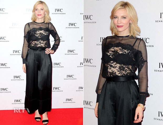 Cate Blanchett In Givenchy - 'Timeless Portofino' Gala Event