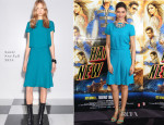 Deepika Padukone In Gucci - 'Happy New Year' London Photocall