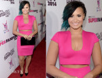 Demi Lovato In Philip Armstrong -  Vevo CERTIFIED SuperFanFest