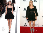 Diane Kruger In Elie Saab & Osman - The Academy of Motion Picture Arts and Sciences' Hollywood Costume Opening Party