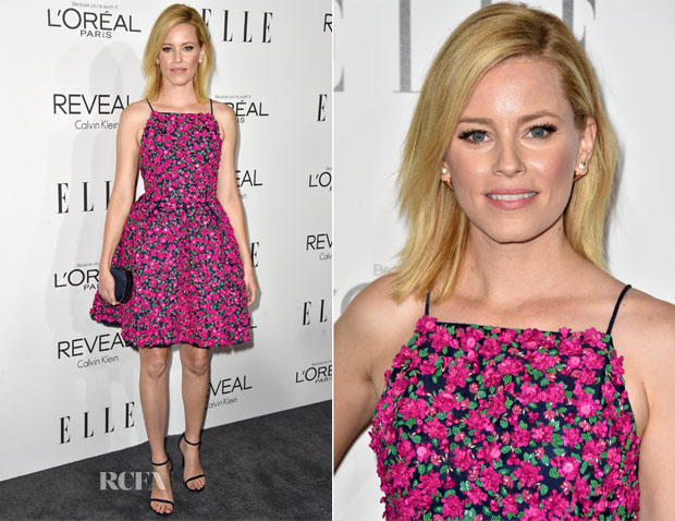 Elizabeth Banks In Michael Kors - Elle's 21st Annual Women In Hollywood Celebration