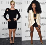 Elle's 21st Annual Women In Hollywood Celebration Red Carpet Roundup 2