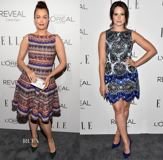 Elle's 21st Annual Women In Hollywood Celebration Red Carpet Roundup 3