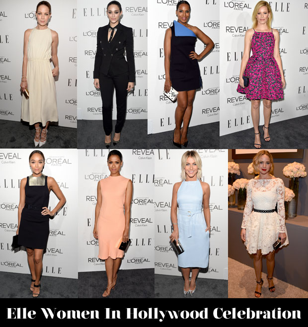 Who Was Your Best Dressed At Elle's 21st Annual Women In Hollywood Celebration?