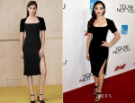 Emmy Rossum In Altuzarra - 'You're Not You' LA Premiere