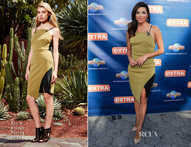 Eva Longoria In Bec & Bridge - Extra