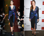 Hilary Swank In Peter Pilotto - 37th Annual Mill Valley Film Festival Opening Night